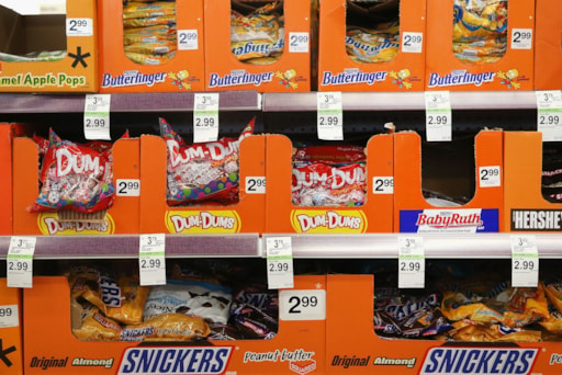 this might be the best halloween candy ever