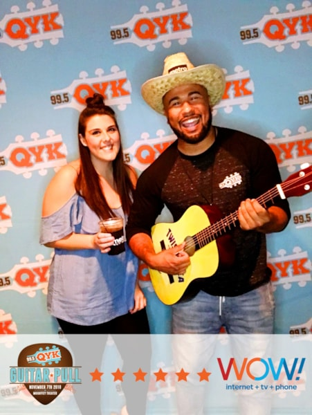 The 4th Annual 99.5 QYK Guitar Pull presented by Overhead Door Company of Tampa Bay. Just the stars and their guitars on the Crown Buick GMC stage at Mahaffey Theater!  Dustin Lynch Interview Dylan Scott Interview Riley Green Interview Mitchell Tenpenny Interview Cam Interview Trent Harmon Interview QYK Guitar Pull Backstage Photos 2018 QYK Guitar Pull:…