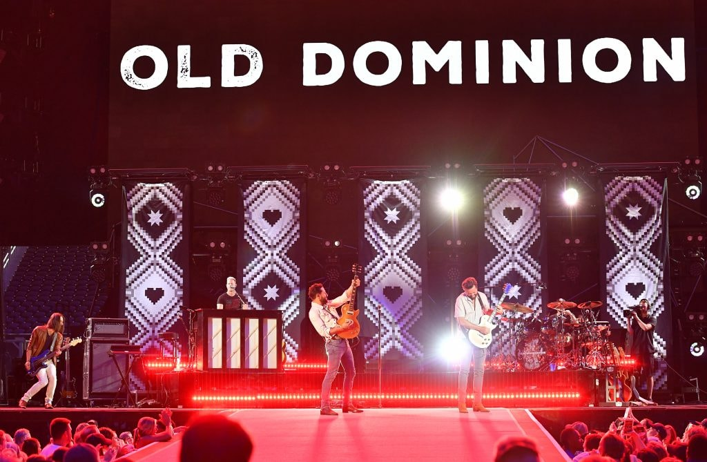 Listen To Old Dominion's New Song