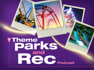 theme parks and rec podcast featured