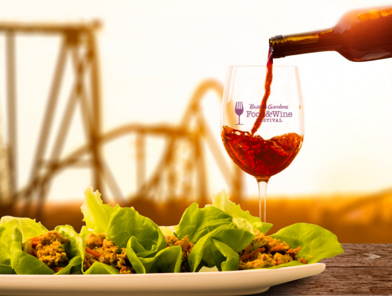 Busch Gardens Food and Wine Festival